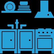Кухня, посуд, побутова техніка