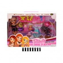 Лялька 'Bianche' з аксесуарами 99011