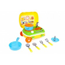 Кухня з набором посуду' 6078 Т