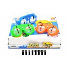 Окуляри дитячі 'Прикол' коробка 12 шт MY015-2
