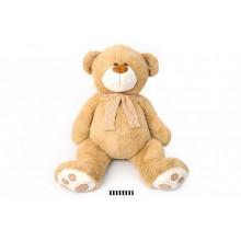 Ведмедик з шарфом рудий S-JY-3660\100