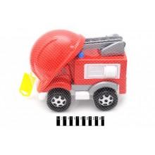 Іграшка Малюк-пожежник Технок 3978